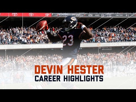 Devin Hester Career Highlights | NFL Now