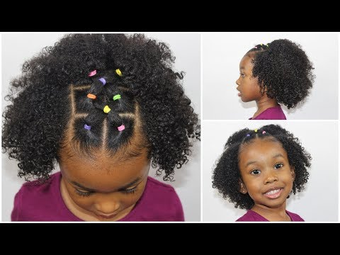 Elastic Hairstyle | Cute Hairstyles for Girls