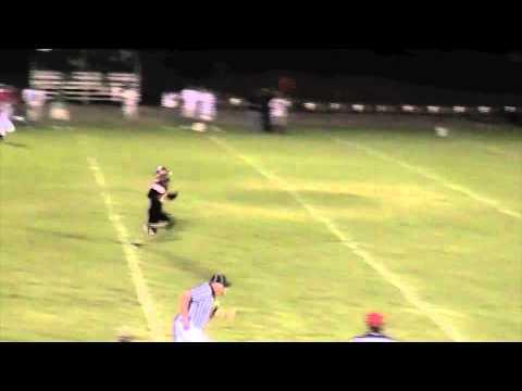Scott Harrison football Hayfork High School 2009