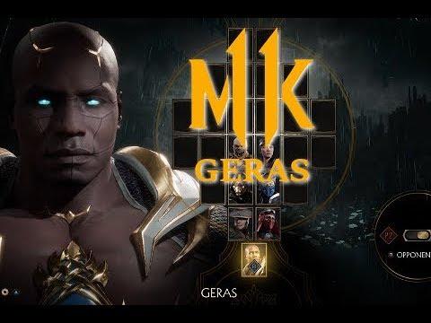Mortal Kombat 11: First Look at Geras! thumbnail