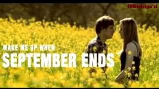 Repeat youtube video Green Day - Wake Me Up When September Ends [Lyrics y Subtitulos en Español]