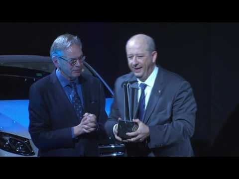 Car of the Year 2017 Winner is .... | AutoMotoTV