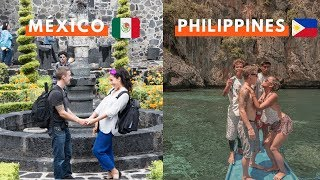 Philippines or Mexico - Which is BETTER ? 🇲🇽🇵🇭