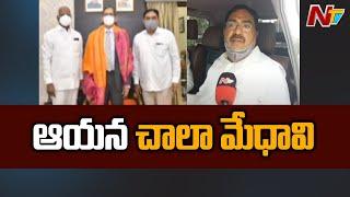 Minister Errabelli Dayakar Rao, Kadiyam Srihari Meet CJI NV Ramana | Ntv