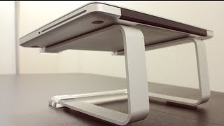 Griffin Elevator Macbook Pro Stand: Elevate With Style