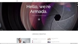 Armada Wordpress Theme Review & Demo | Multifunction Photography WordPress Theme | Armada Price & How to Install