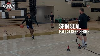 """Spin Seal"" - Ball Screen Series"