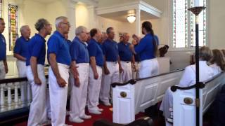 christ church shrewsbury nj the chorus of the atlantic irish blessing