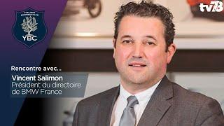 YBC. Vincent Salimon, Président du directoire de BMW France