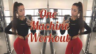 Smith Machine Lower Body Workout | ONE MACHINE WORKOUT