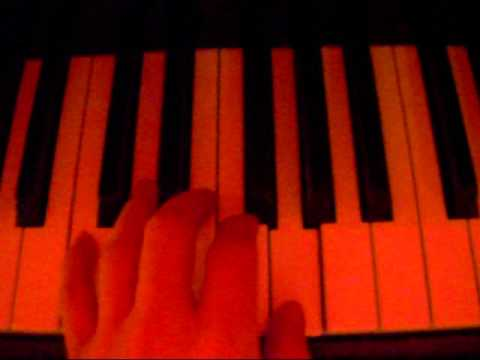 Over The River And Through The Woods-Piano-Level 3