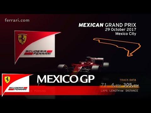 Mexico Grand Prix Preview - Scuderia Ferrari 2017