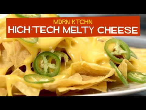 Generate High-Tech Melty Cheese - MDRN KTCHN Pics