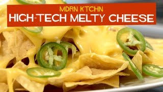 High-tech Melty Cheese - Mdrn Ktchn