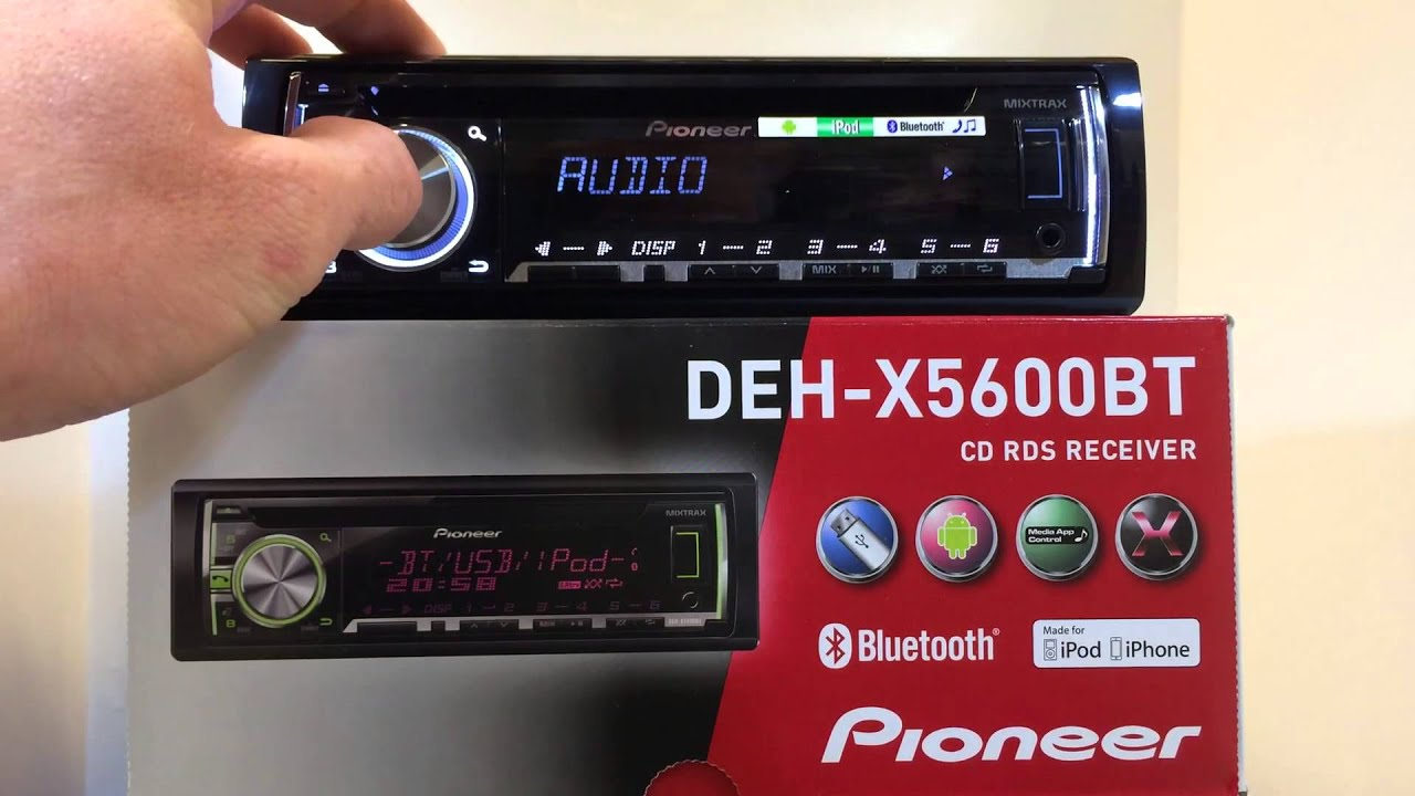 medium resolution of wiring mvh car pioneer diagram stereo x560bt