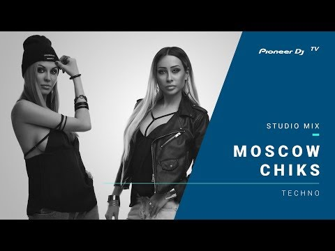 Moscow Chiks /techno/ @ Pioneer DJ TV | Moscow