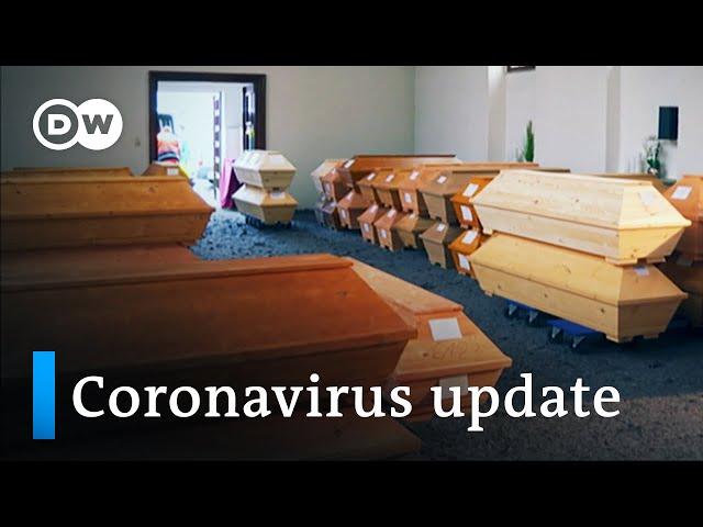 Covid update: Coronavirus news from around the world | DW News