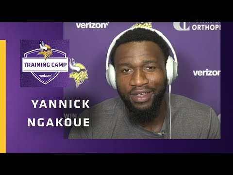 Yannick Ngakoue on Looking Up to John Randle and Chris Doleman, Rushing Alongside Danielle Hunter