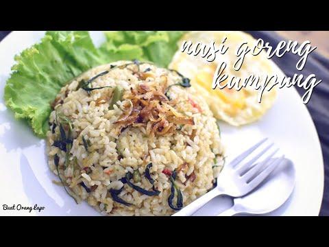 Kali ini Che Nom nak tunjukkan cara masak satu menu nasi goreng yang sangat sedap iaitu Nasi Goreng Kampung. Nasi goreng ni ....
