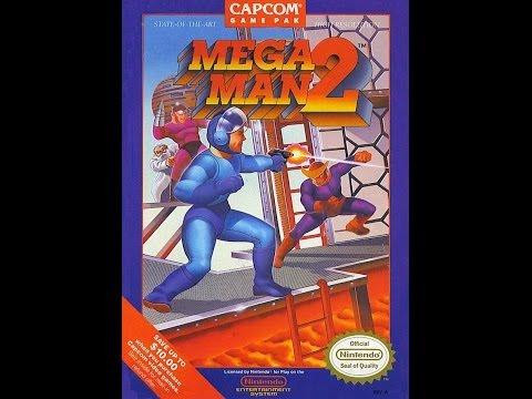 NES Mega Man 2 Video Walkthrough