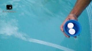 видео intex каркасный бассейн