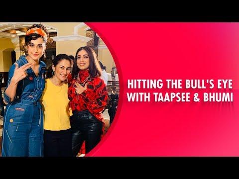Taapsee & Bhumi Reveal Shocking Bollywood Facts | Saand Ki Aankh