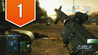 BATTLEFIELD HARDLINE (PS4) - RTMR - Live Multiplayer Gameplay #1 - IT