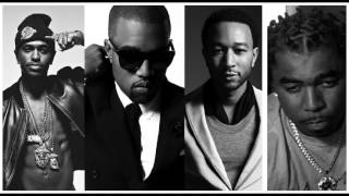 Big Sean One Man Can Change The World ft. Kanye West, Slick Litt, John Legend