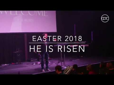 He Is Risen | Pastor Tom Griffiths