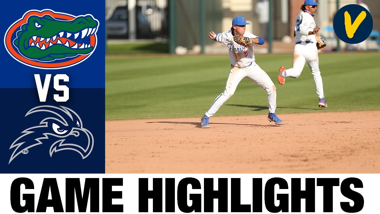 #7 Florida vs North Florida Highlights | 2.23.2020 | 2021 College Baseball Highlights