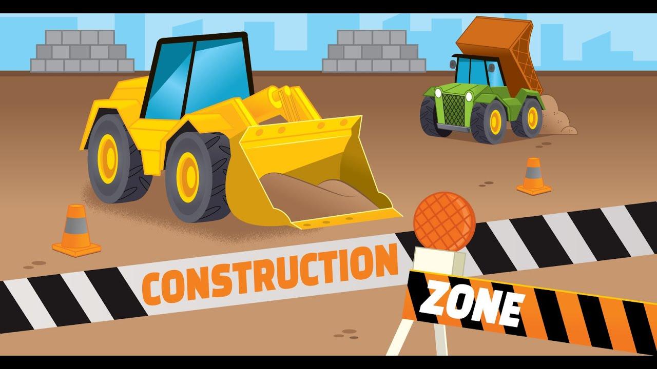 Construction Zone (July 31) / LB Pre-K