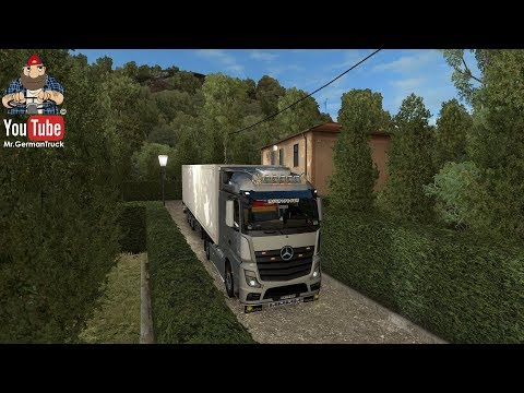 [ETS2 v1.31] *Home Sweet Home* at Italy