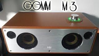 gGMM M3 - Hi-End акустика из Китая