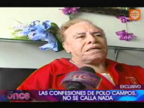 A las 11 - Augusto Polo Campos confiesa que una vez le atrajo un hombre
