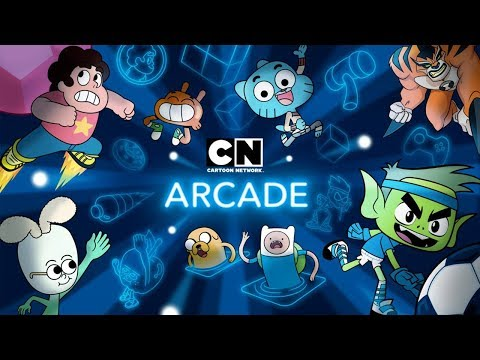 Cartoon Network Arcade (by Cartoon Network) - IOS / Android Gameplay