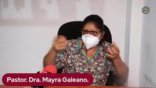Dra. Mayra Galerano.