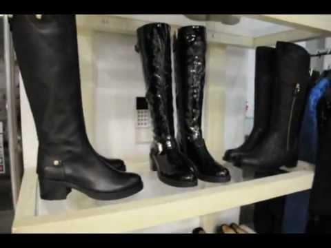 Обувь женская и одежда женская осень зима 2012-2013