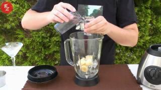 Συνταγές κοκτέιλ - Banana Daiquiri