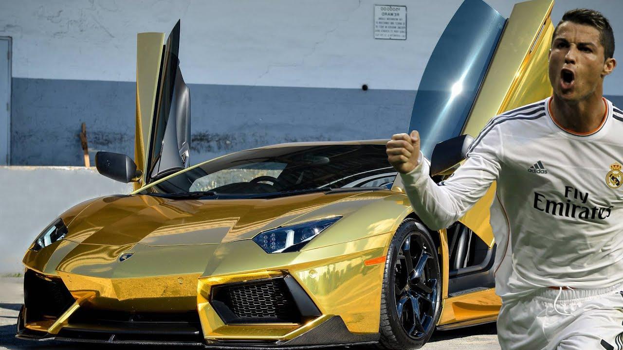 картинки роналдо и его машины нас