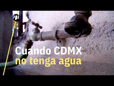 Así sufrimos por el agua en CDMX: una crisis de desigualdad y violencia