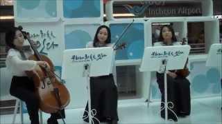 Korean Musicians Perform Richard Sanderson's Reality (Seoul)