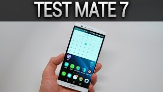 Test du Huawei Ascend Mate 7 - par Test-Mobile.fr