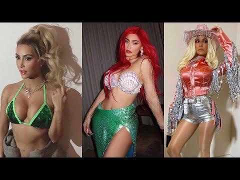 How the Kardashian-Jenners Won Halloween 2019