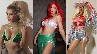 How the Kardashian-Jenners Won Halloween 2019