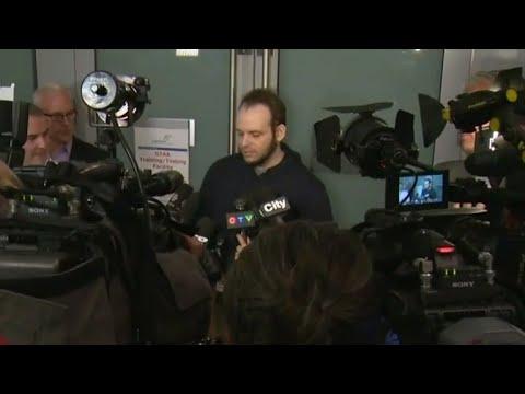 Ex-hostage Joshua Boyle says captors killed daughter, raped wife