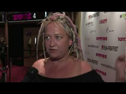 Chained UK Premiere - Jennifer Chambers Lynch Interviews