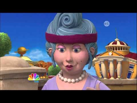 LazyTown S01E15 The Laziest Town 1080i HDTV 25 Mbps