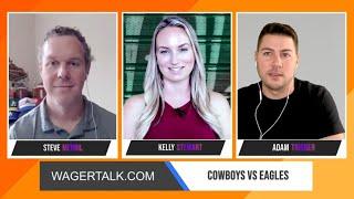 Dallas Cowboys vs Philadelphia Eagles Picks & Predictions | Monday Night Football Preview | Sept 27