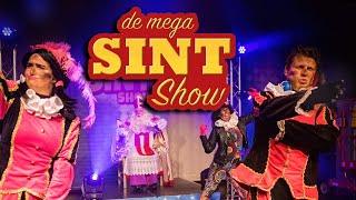 NU TE ZIEN: De Mega Sint Show - VOLLEDIGE SHOW! - Party Piet Pablo