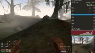 Morrowind Speedrun in 3:14 (WR)